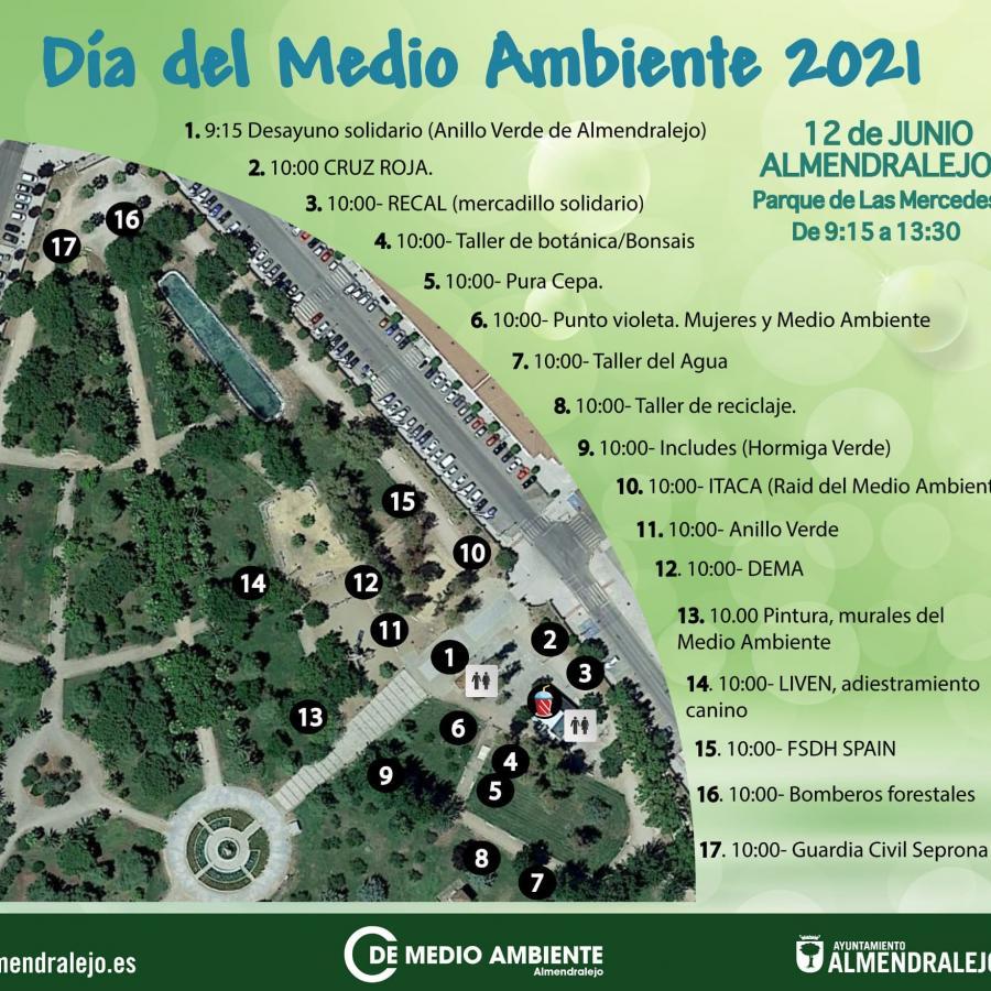 DÍA DEL MEDIO AMBIENTE 2021